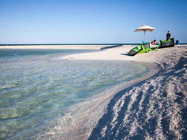 8 Days Let the Sun into Your Heart Yoga Retreat in Vilankulos, Mozambique