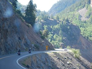 15 Days Desert Trail Motorcycle Tour in USA