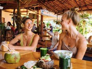 15 Tage Gesund Leben Yoga Urlaub auf Koh Phangan, Thailand