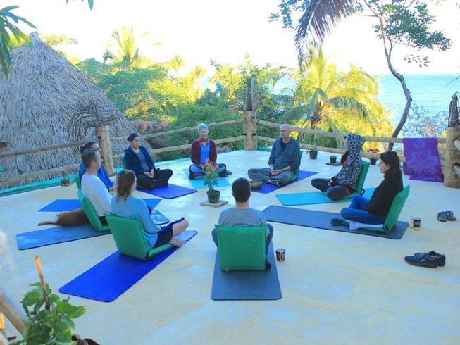 5 ours en stage de yoga, méditation et transformation dans le Jalisco, Mexique