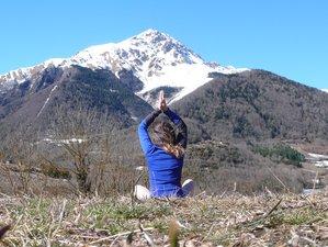 5 jours en stage de yoga et bien-être dans les Pyrénées, France