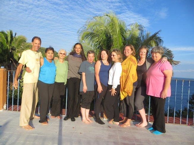 9 jours en stage de yoga, randonnée et méditation à Yelapa, Mexique