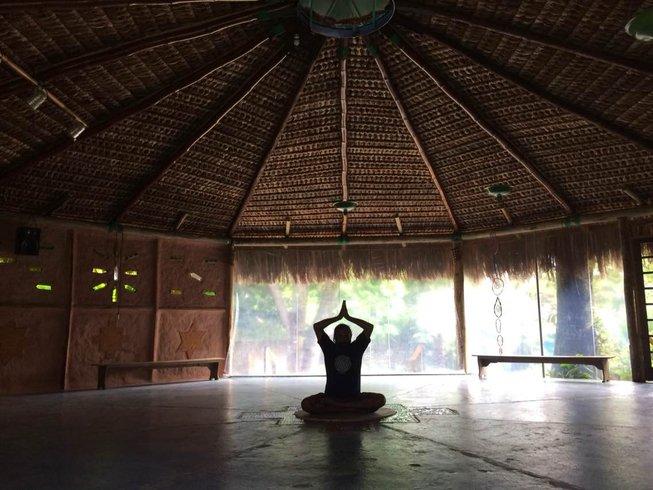 26 días 200 horas profesorado de yoga en Rishikesh, India
