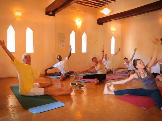 10 Days Family Yoga Retreat in Lamu Island, Kenya