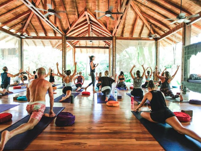 8 Days Surf and Yoga Retreat in Santa Tersa, Costa Rica