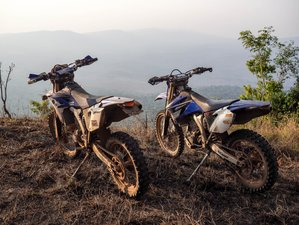 3 Day Dirt Bike Weekend Off Road Motorcycle Tour in Kirirom National Park, Cambodia