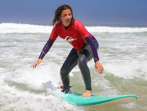 8 Days Roxy Ladies Week - Beginners and Intermediates Yoga and Surf Camp in Lagos, Portugal