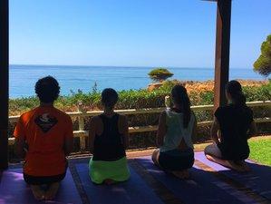 6 Tage Yoga und Meditations-Urlaub am Strand von Süd Spanien