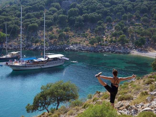 8 Days Yin and Yang Yoga Holiday in Turkey