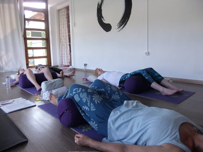 8 Days Meditation and Zen Yoga Retreat in Zakynthos, Greece
