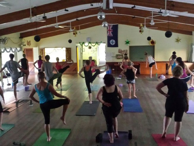 3 Days Yoga Weekend Retreat in Australia