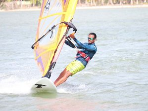 7 Day Exhilarating Windsurf Camp for Beginners in Kalpitiya, North Western Province