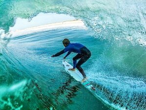 8 Days Thrilling Surf Camp Peniche, Portugal