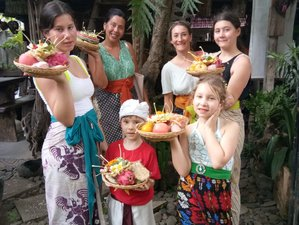 8 Day Family Yoga Holiday with Cultural Activities and Amazing Excursions in Lovina, Bali