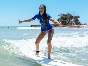 3 Tage Shaka Surf Urlaub in Byron Bay, New South Wales
