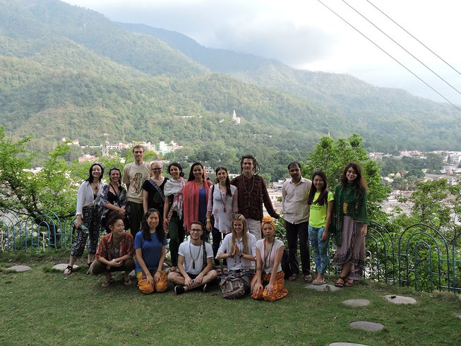 7 Days of Yoga Retreat in Rishikesh, India