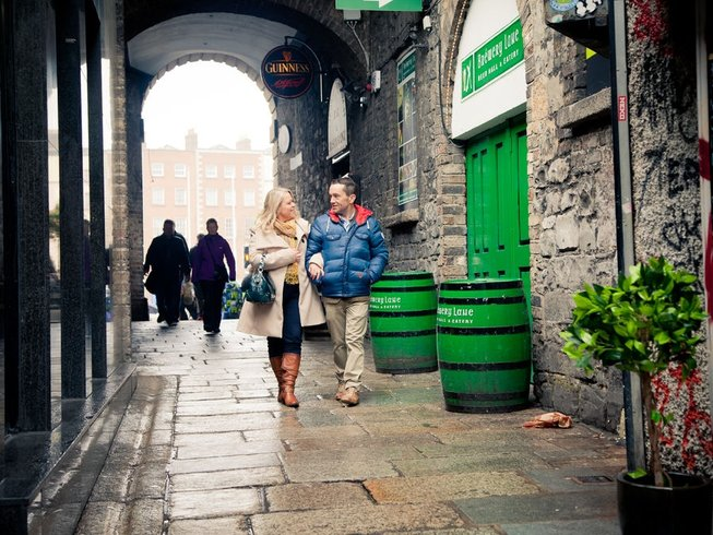 3 Days Luxurious Culinary Holiday with Good Food Ireland