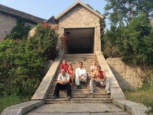3 Years Kung Fu Training in China
