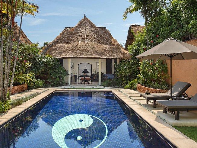 7 días relajante retiro de yoga en Seminyak, Bali