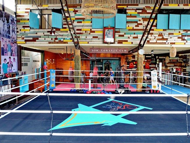 2 Days Muay Thai Camp in Bangkok, Thailand