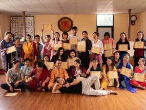 26 Days 200-Hour Yoga Alliance Registered Hatha & Vinyasa Yoga Teacher Training in Kathmandu, Nepal