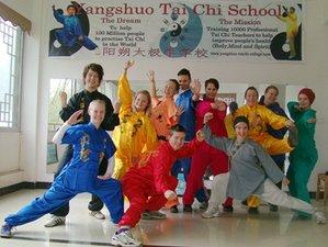 1 Month of Tai Chi at Yangshuo, Guanxi Province, China