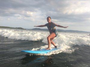 5 Day Invigorating Surf and Yoga in Santa Catalina, Veraguas