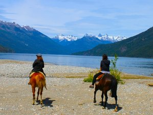 6 Days Intermediate to Advanced Horse Riding Holiday in Northern Patagonian Andes, Argentina
