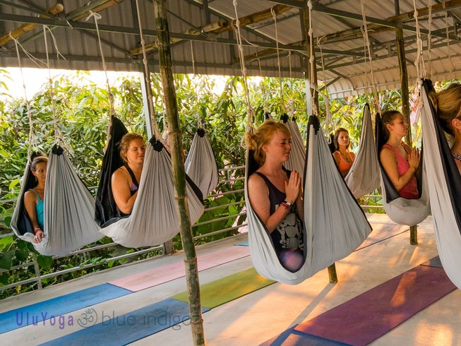 7 Days 50-Hour Aerial Yoga Teacher Training in Siem Reap, Cambodia