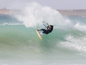 8 Days Beginner Kite Surf Camp in Boa Vista, Cape Verde