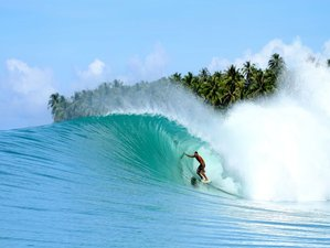 12 Days Luxury Boat Surf Trip in Nias, Indonesia