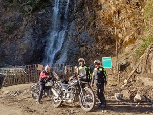8 Day Sikkim Soulful Guided Motorcycle Tour