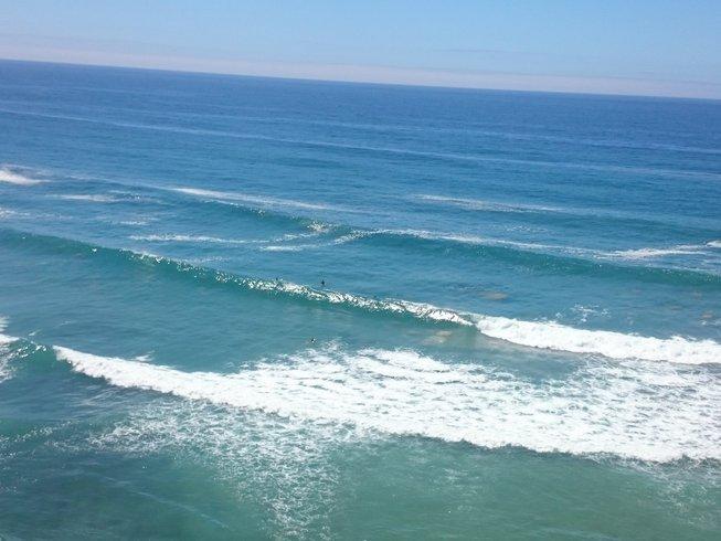 8 Tage Surfen, Klettern und Yoga Urlaub in Sintra, Portugal