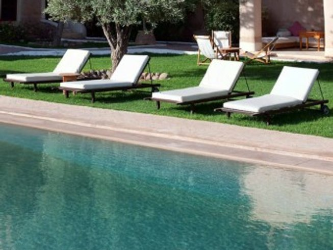 8 Days Yoga Retreat in Marrakech, Morocco