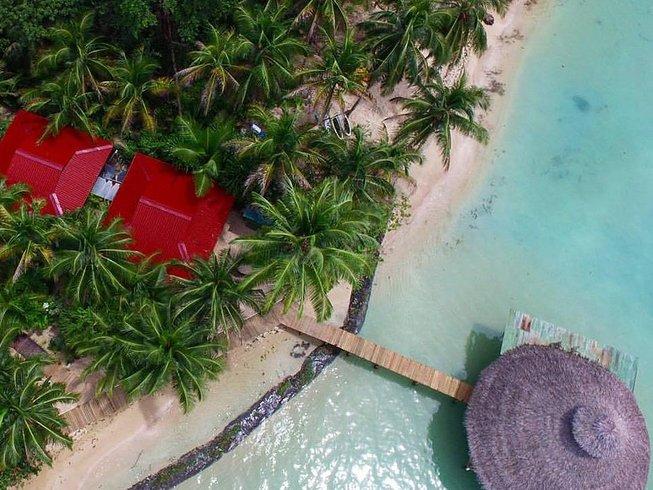 7 Tage Freiheit Finden Yoga Urlaub in Bocas del Toro, Panama