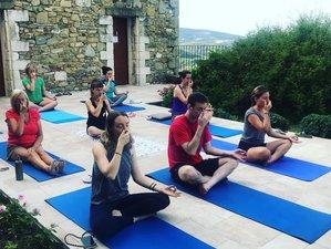 7 jours en stage de yoga hatha, ashtanga et énergie au naturel au cœur de l'Auvergne