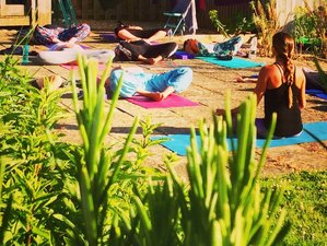 4 Day Weekend Meditation and Yoga Camping Holiday in Croyde, Devon