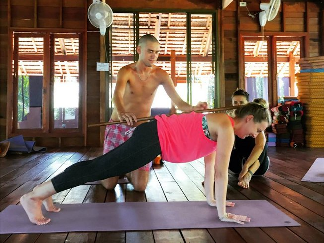 7 Days Woman of Wisdom Yoga Retreat in Thailand