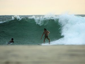 7 Days Thrilling Surf Camp Mexico