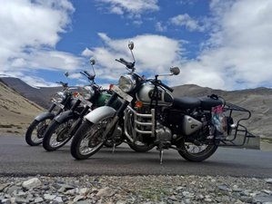 16 Day The Abode in Heaven Guided Motorcycle Tour in North East India