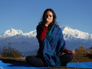 28 Day 200-Hour Yoga Teacher Training in Darjeeling, West Bengal