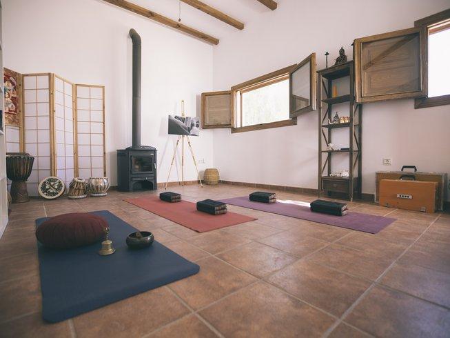 6 jours en stage de yoga et méditation à Nöel en Andalousie, Espagne