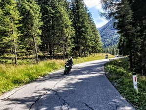 12 Day Magical Dolomites Guided Motorcycle Tour in Croatia, Austria, and Italy