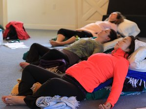 4 Days 19-Hour Restorative Yoga Teacher Training in USA