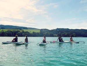 4 Days SUP and Yoga Retreat in Austria