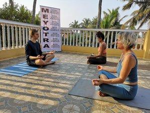 7 días meditación instintiva, yoga y coaching en Málaga, Andalucía, España.