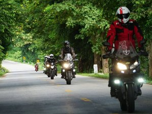 5 Days True Bikers Paradise Motorcycle Tour in Thailand