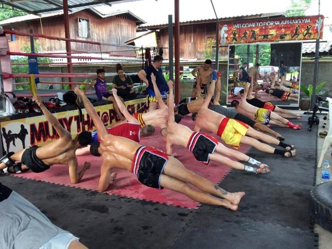 1 Week Muay Thai Training Camp in Chiang Mai