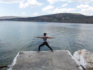 8 Tage Kletter- und Yoga Urlaub in Peloponnes, Griechenland