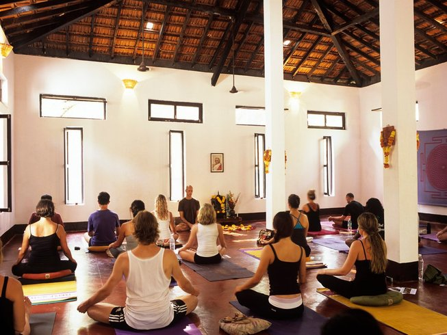 7 Days Ashtanga Yoga Retreat in Goa, India
